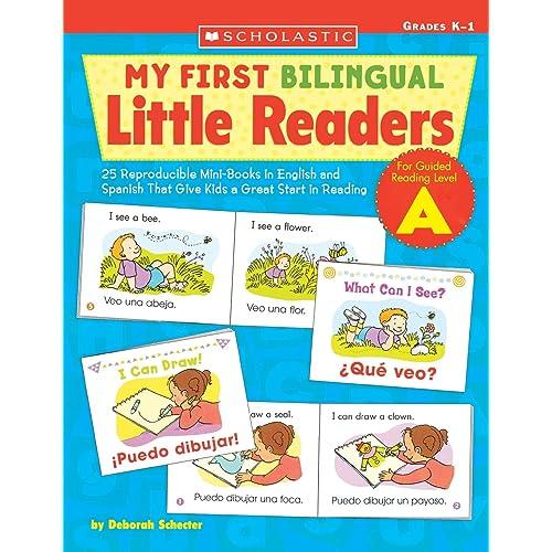 Bilingual Reading Books Spanish: Amazon com