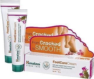 Himalaya Wellness Foot Care Cream, 50g (Buy 1 Get 1, 2 Pieces) Promo Pack