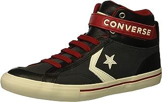 Converse Kids' Pro Blaze Strap Suede High Top Sneaker