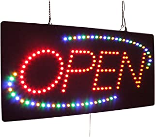 """Open Sign B.G.Y. 24"""", Super Bright High Quality LED Open Sign, Store Sign, Business Sign, Window sign"""