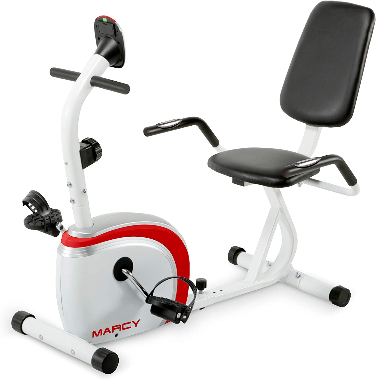 Marcy NS-908R Recumbent Exercise Bike