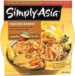 Noodle Bowl Roasted Peanut 8.50 Ounces (Case of 6)