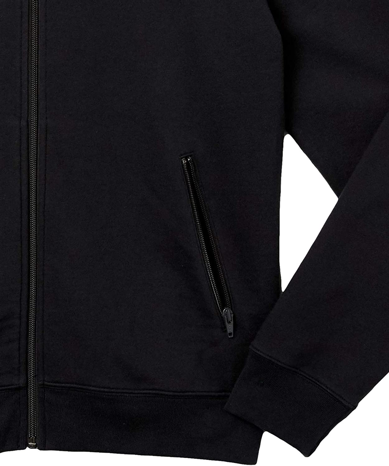 Goodthreads Mens Lightweight French Terry Track Jacket Brand