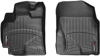 WeatherTech Custom Fit Front FloorLiner for Select Pontiac/Toyota Models (Black)