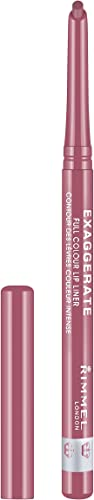 Rimmel London Exaggerate Automatic Lip Liner, Eastend Snob