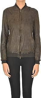 SALVATORE SANTORO Luxury Fashion Womens MCGLCSL0000B7013E Brown Outerwear Jacket | Season Outlet