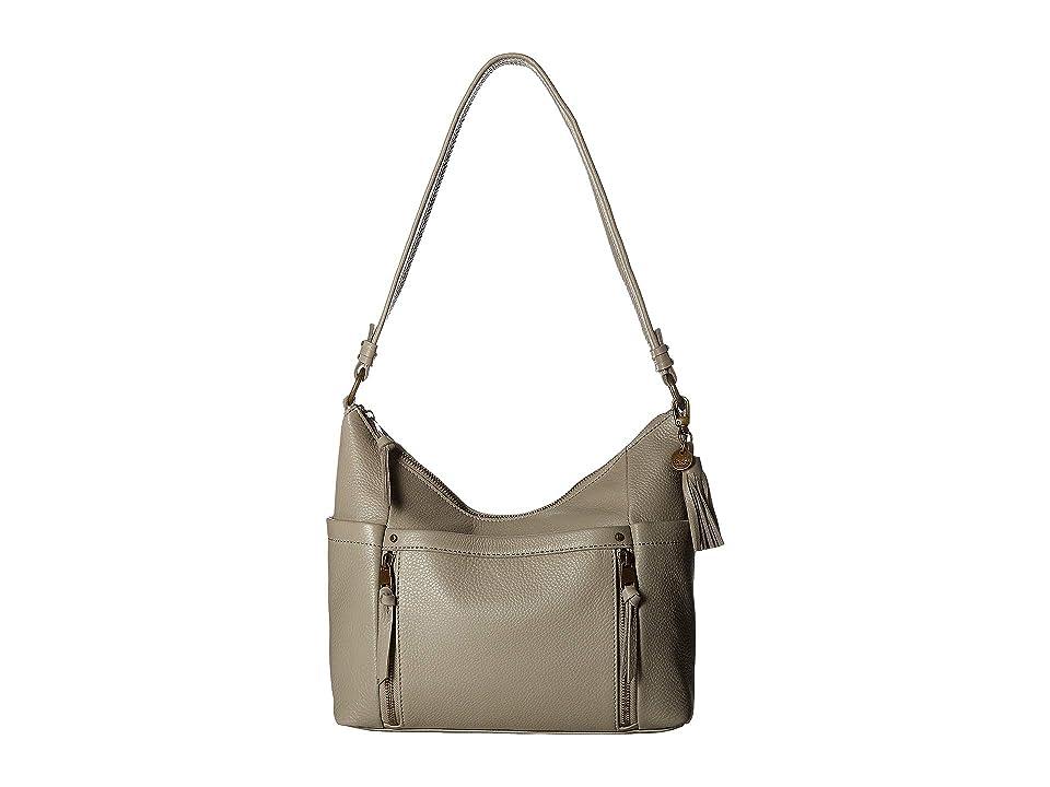 The Sak Keira Hobo by the Sak Collective (Dove) Hobo Handbags, Beige