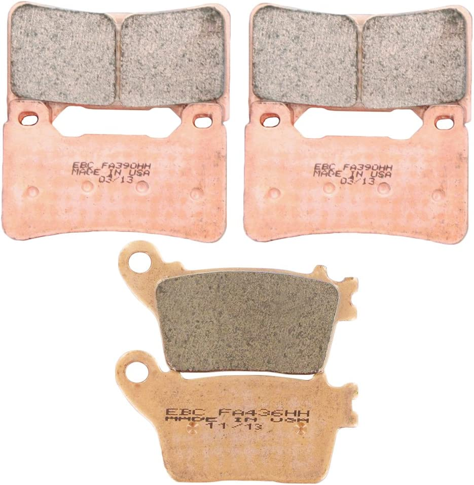 EBC Brakes EBPCK1001 Complete Double-H Pad Change Cheap Industry No. 1 super special price Brake Sintered