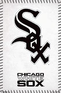 Trends International MLB Chicago White Sox - Logo Wall Poster, 22.375
