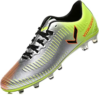 Littleplum Soccer Cleats Shoes Football Boots Cleats...