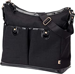 Best oioi black leather hobo diaper bag Reviews