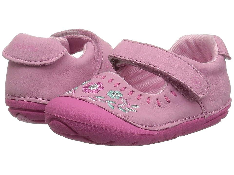 Stride Rite SM Atley (Infant/Toddler) (Pink Multi) Girl