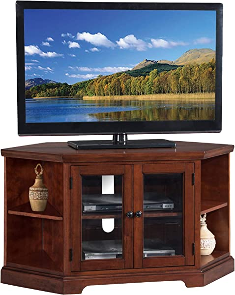 46 In Westwood Corner TV Stand With Bookcases
