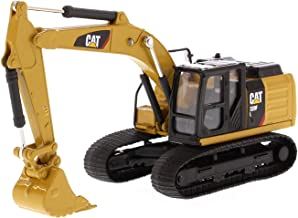 Caterpillar CAT 320F L Hydraulic Excavator 1:64 Play and Collect Series Diecast Model by Diecast Masters 85606