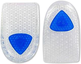 Sof Sole Men's Gel Heel Cup Shoe Insoles, Men's Size 7-12