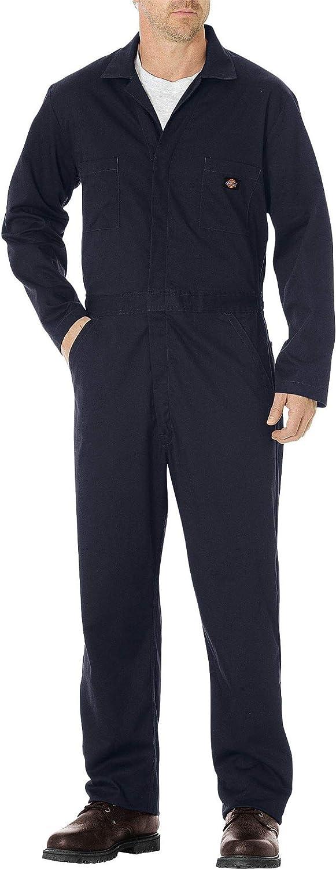 Kansas City Mall San Francisco Mall Dickies Men's Tall and Basic Coverall Regular Cotton