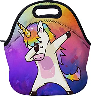 Best holographic unicorn lunch tote Reviews