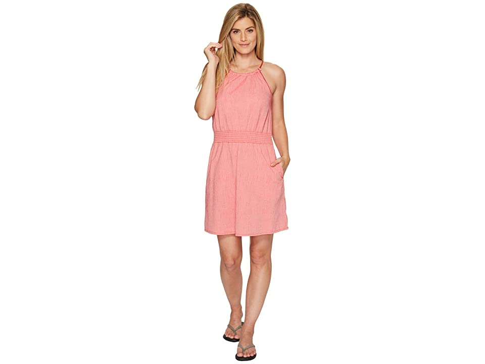 Toad&Co Festi Dress (Parakeet Red) Women