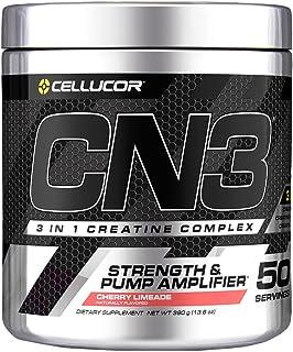 肌能,CN3,酸酐强度和泵浦放大器,樱桃柠檬汁,50份
