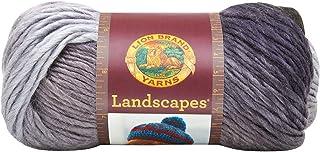 Lion Brand Yarn 545-206 Landscapes Yarn, Metropolis