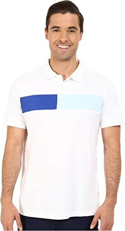 Short Sleeve Cool Touch Polo