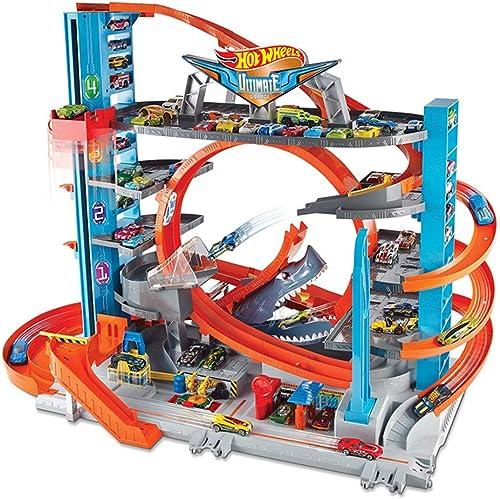 envío gratis Juguetes Juguetes Juguetes de exploración Juguete eléctrico de la pista juguete giratorio tridimensional del coche de la doble pista el juguete educativo de los Niños el juguete inteligente de los Niños el juguete inte  caliente