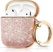 Amazon Com Airpod Case Rose Gold