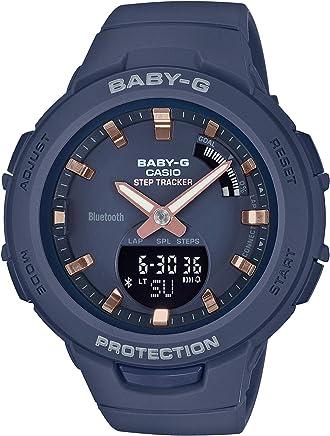 [カシオ]CASIO 腕時計 BABY-G ベビージー G-SQUAD BSA-B100-2AJF レディース
