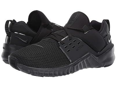 Nike Free Metcon 2 (Black/Black) Men