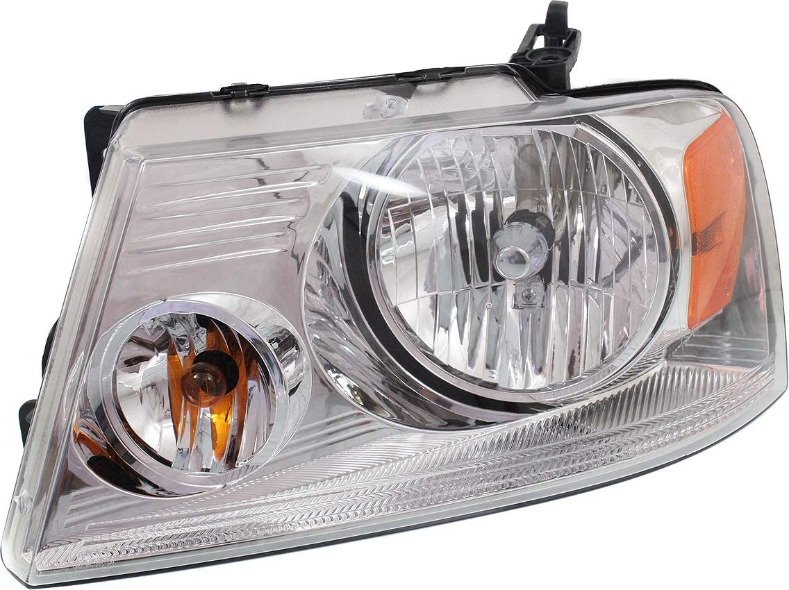 Garage-Pro Headlight Genuine Compatible with FORD 2004-2008 F-150 Ass favorite LH