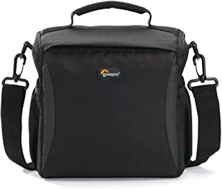 Lowepro Format 160 A Modern, Multi-Device Shoulder Bag with Easy Access to Camera and Video Gear, Black, (LP36512-0WW)