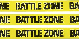 Battle Zone Caution Tape - 20 ft