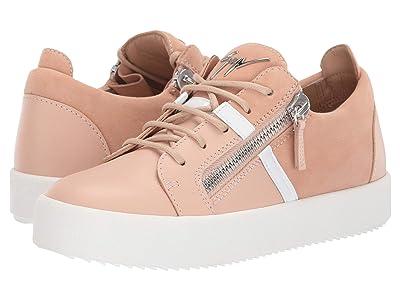 Giuseppe Zanotti Frankie Low Top Sneaker (Birel Vague Lotus) Women