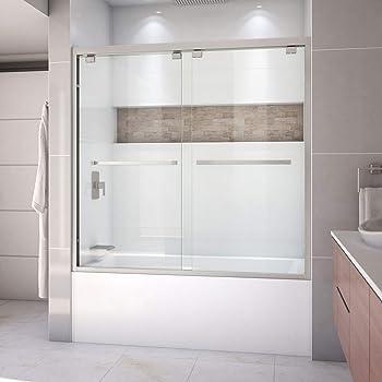 DreamLine Encore Semi-Frameless Bypass Sliding Shower Door