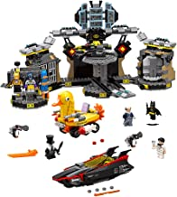 THE LEGO BATMAN MOVIE Batcave Break-in 70909 Superhero Toy