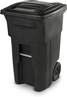 Best toter residential heavy duty 2 wheeled trash container Reviews