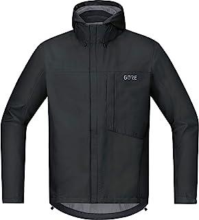 GORE WEAR Men's Waterproof Hooded Bike Jacket