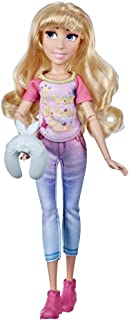 Disney Princess Comfy Squad Aurora Fashion Doll, Toy Inspired by the Movie Ralph Breaks the Internet, Casual Outfit Doll f...