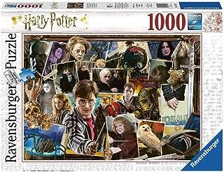 Ravensburger 15170 Puzzle Harry Potter Contre Voldmort 1000 pièces, Néant