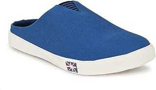 SHOE DAY Men's Slip ON Sneakers