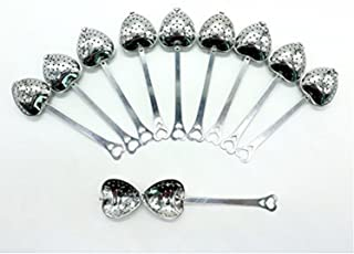 Best heart shaped spoons wholesale Reviews