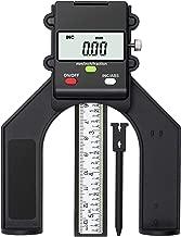 LCD Numérique Hauteur Jauge Profondeur électronique étrier magnétique Ruler Tool 0-85 mm