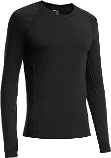 Icebreaker Merino Zone Midweight Base Layer Long Sleeve Crew Neck Shirt, New Zealand Merino Wool