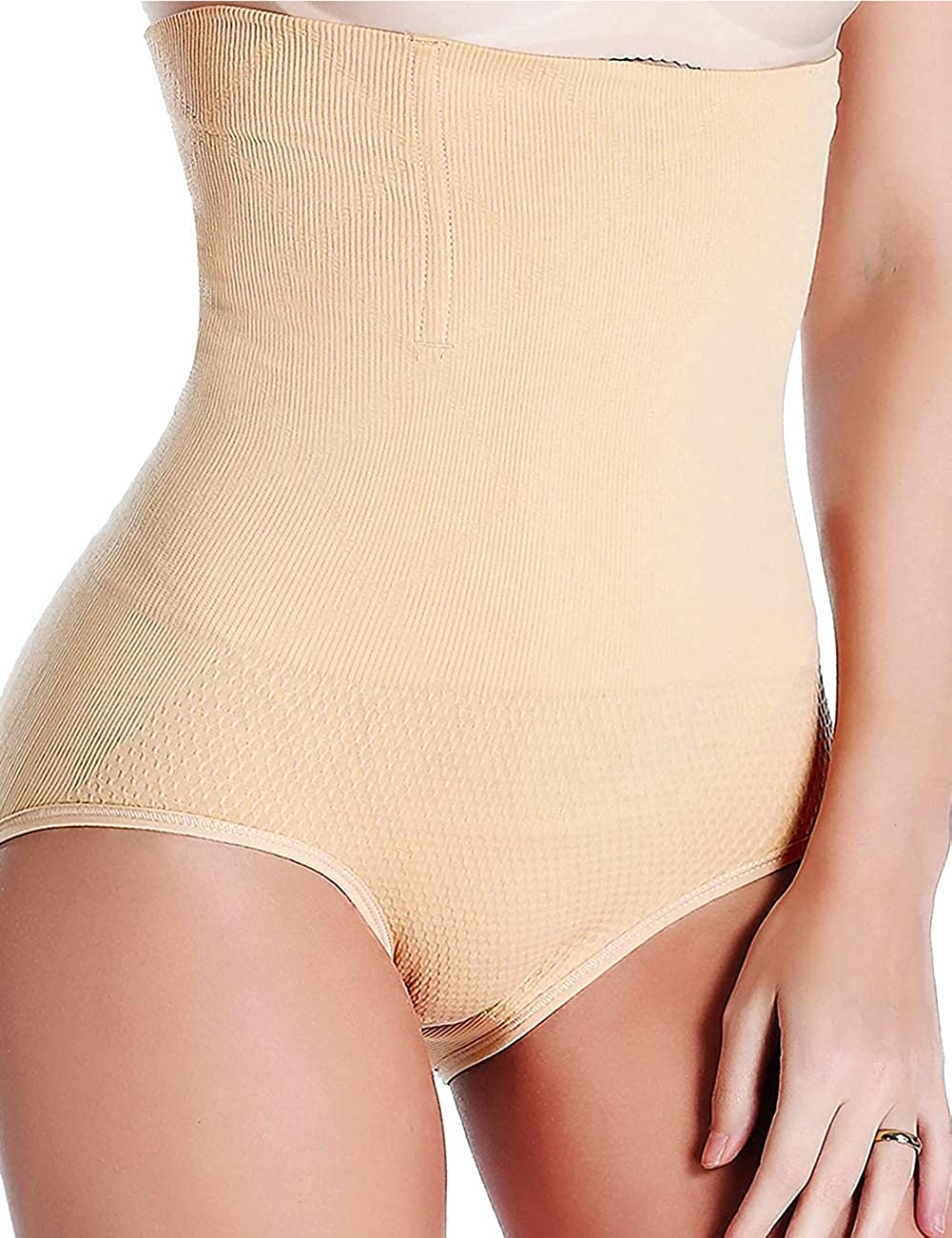 Hopgo Women Waist Trainer Shapewear Tummy Control Body Shaper Shorts Power Pants