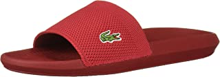 Lacoste Men's Croco Slide Sandal