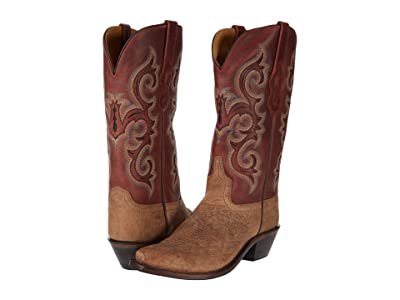 Old West Boots Debbie (Tan) Women