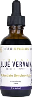Blue Vervain Fresh 2oz Liquid Spagyric Tincture