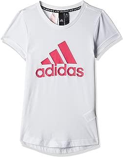 adidas Girls YG MH BOS TEE T-Shirt (Short Sleeve)