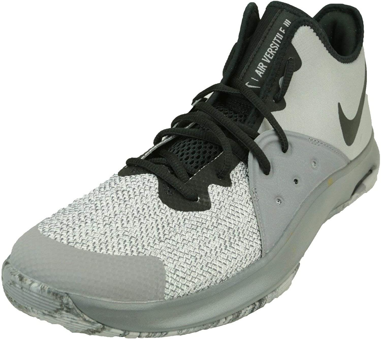 Nike Latest item Men's Air Versitile Iii Shoe Atmosphere Basketball Bl Regular store Grey