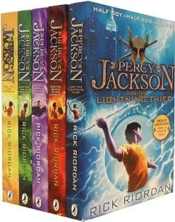 Percy Jackson book set .(5books)